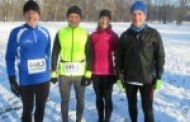 8. Wintermarathon Leipzig am 21.01.2017